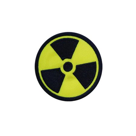 Patch Bordado Radioatividade 1.341.117