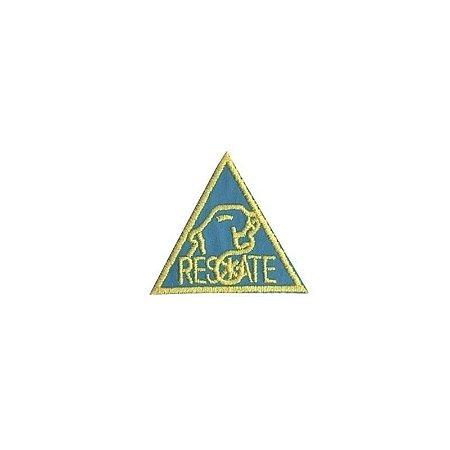 Patch Bordado Resgate NOVO 1.341.05