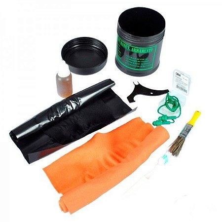 Kit Manutenção de Armamento (Pote Individual)