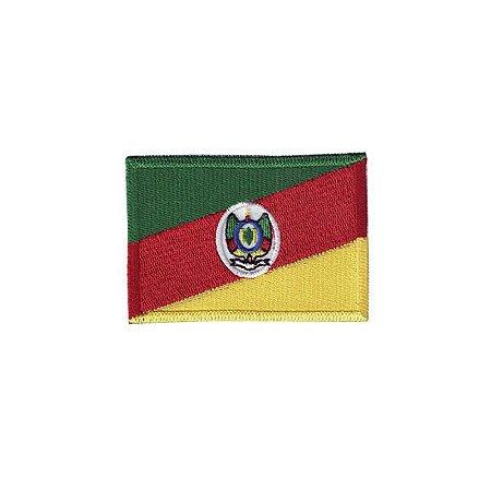 Patch Bordado Bandeira do Rio Grande do Sul RS 1.341.63