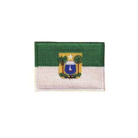 Patch Bordado Bandeira do Rio Grande do Norte RN 1.341.78
