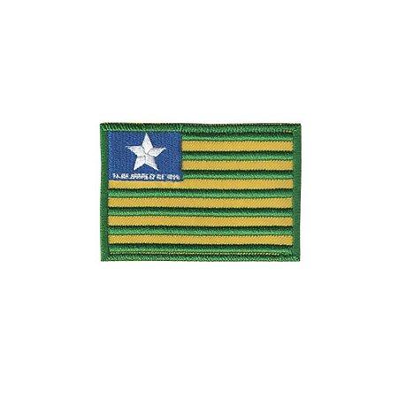 Patch Bordado Bandeira do Piauí PI 1.341.85