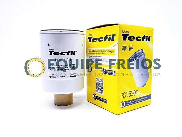FILTRO SEPARADOR D'AGUA (RACOR) C/ DRENO MB / GMC / FORD