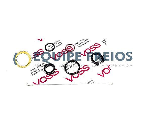REPARO CONEXÕES PNEUMÁTICAS NG22
