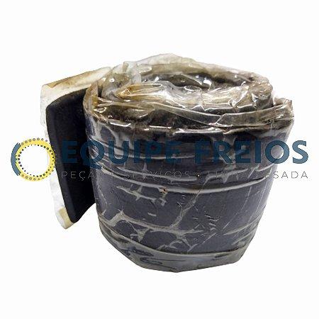 Borracha Crua Suporte Vidro Porta Mb 608 / 1113