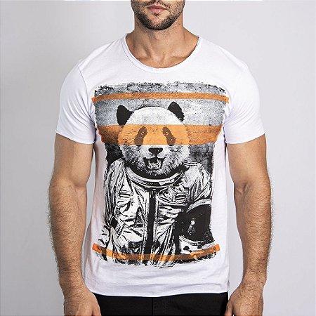 "Camiseta ""Urso Astronauta"" - SKULLER"