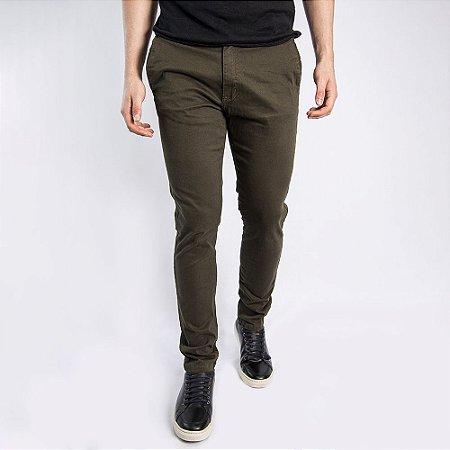 Calça Sarja Militar Skinny Fit - SOHO