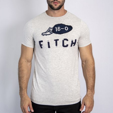 Camiseta 18-0 Muscle Fit - ABERCROMBIE