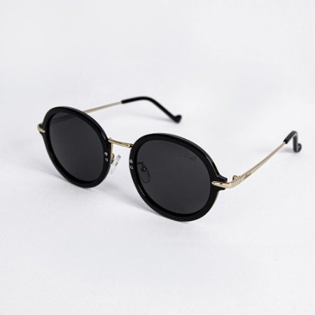 Óculos de Sol Feminino Oval Lente Fumê - Sowt