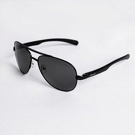 Óculos de Sol Masculino Aviador Lente Fumê - Sowt