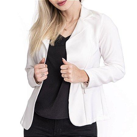 Blazer Elegance Off White