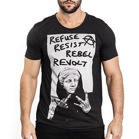 "Camiseta ""Protest"" - SKULLER"