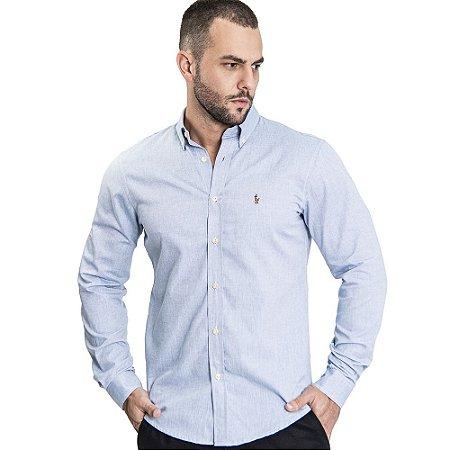Camisa Custom Fit Serenity - Ralph Lauren