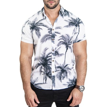 Camisa Pacific Blue Ilha do Mel