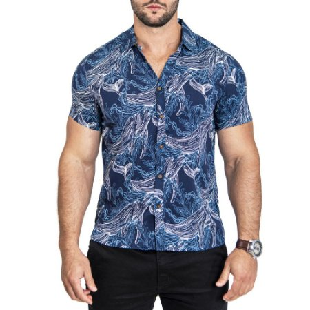 Camisa Pacific Blue Arraial do Cabo