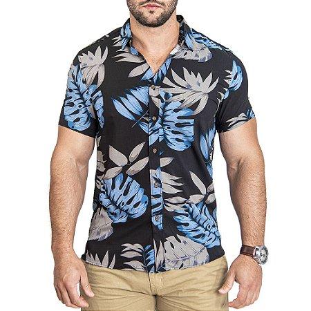 Camisa Pacific Blue Jericoacoara