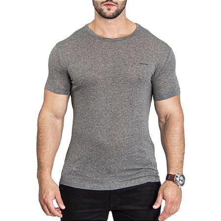 Camiseta Armani Minimals Grey