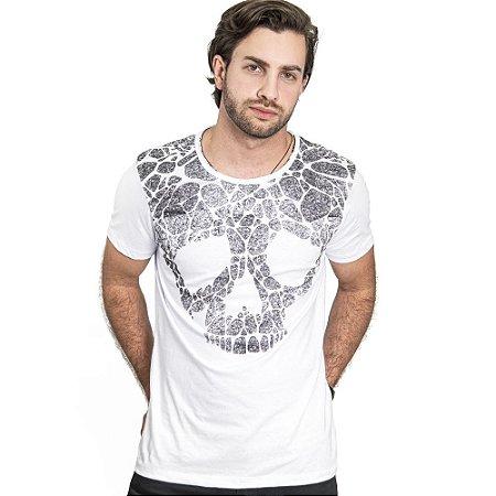 """Camiseta """"Entire Skull"""" - SKULLER"""