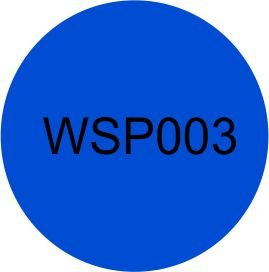 STICKY PRIME PU SOFT AZUL ROYAL (WSP003)