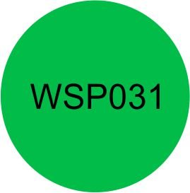 STICKY PRIME PU SOFT NEON VERDE (WSP031)