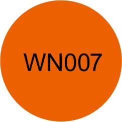 NYLON PRIME LARANJA (WN007)