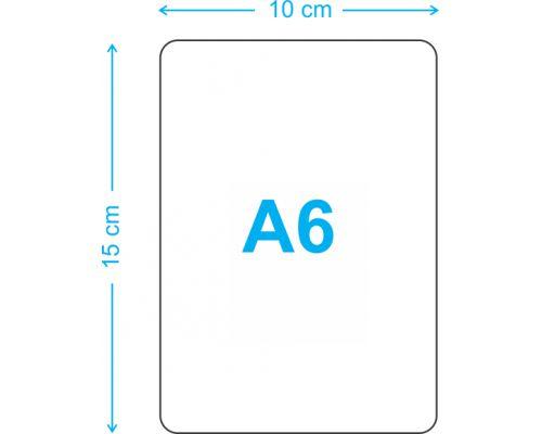 PLACA A6 EM MDF (10X15 CM)