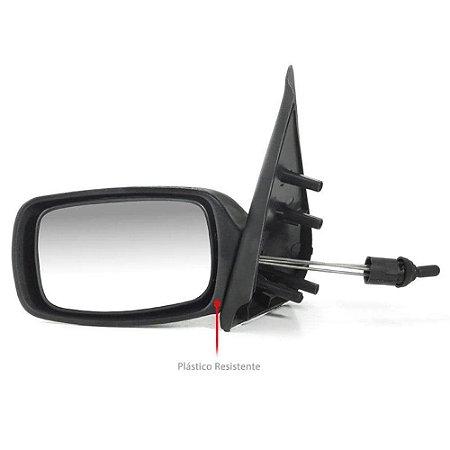 Retrovisor Esquerdo Fiesta 96  Com Controle