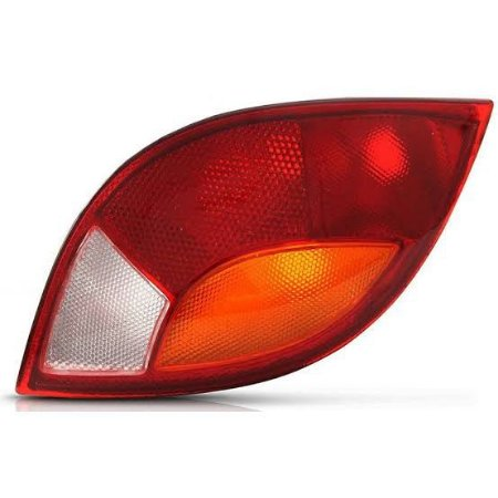 Lanterna Traseira Ford Ka 97 A 00 Direita Tricolor