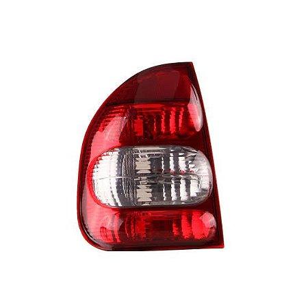 Lanterna Traseira Corsa Sedan 00 A 02 Esquerda Bicolor