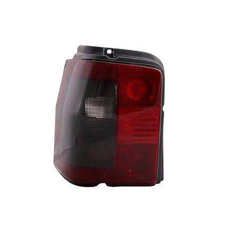 Lanterna Traseiro Tipo 93 Rubi Fume Esquerda