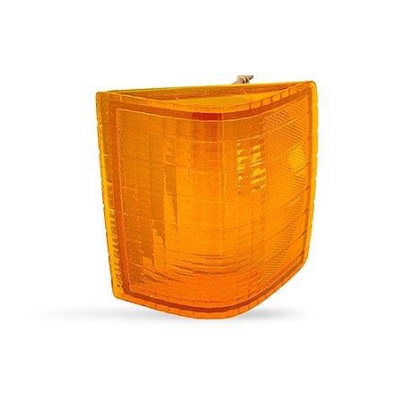 Lanterna Dianteira Opala 80 A 87 Direita Ambar