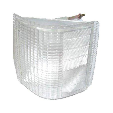 Lanterna Dianteira D20 86 A 92 Esquerda Cristal