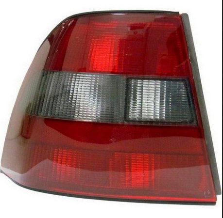 Lanterna Traseira Vectra 97 Esquerda Rubi Re Fumê
