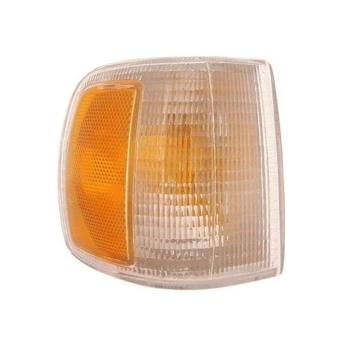 Lanterna Dianteira Direita Gol 91 A 94 Cibié Cristal Ambâr