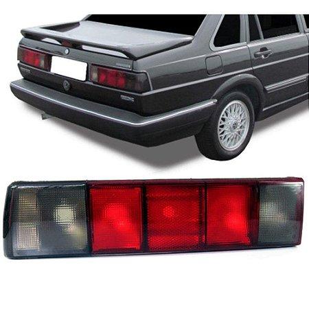 Lanterna Traseira Santana 1985 A 1990 Direita Fumê