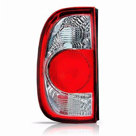 Lanterna Traseira Saveiro G4 06 A 10 Lado Esquerdo Rubi