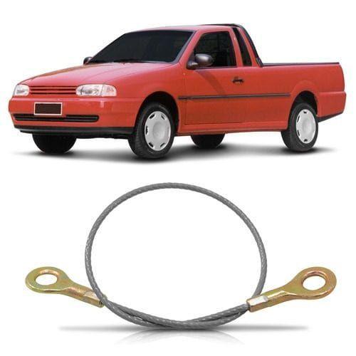 CABO LIMITADOR TAMPA TRASEIRA VW SAVEIRO 1997/1999