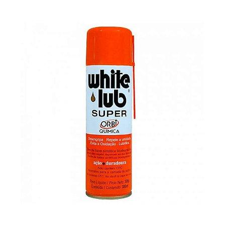 White Lub Aerosol 300Ml 209G Desing