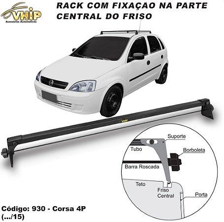 Rack Do Teto Corsa Wind Sedan Celta Fiesta Kadett