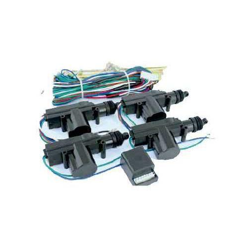 Trava Elétrica Universal  04 Portas dupla serpentina