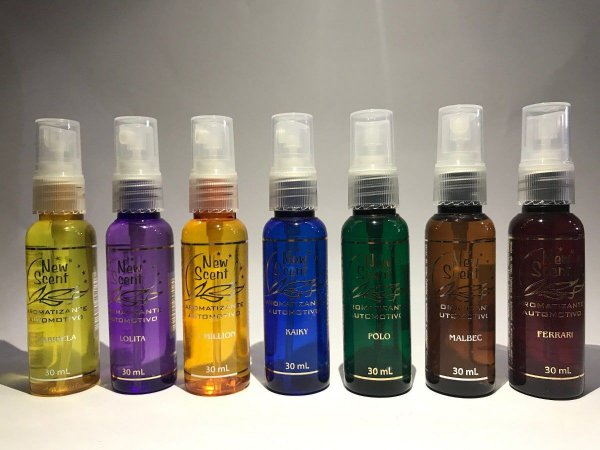 Aromatizante Automotivo Spray New Scent