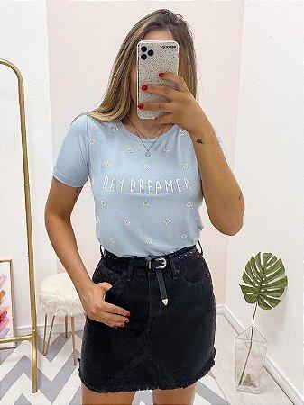 t-shirt margaridas