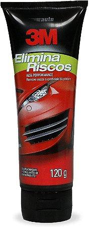 Elimina Riscos Automotivo 3m Original 120gr