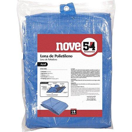Lona Polietileno  7 X 6 Ecc  -  NOVE54