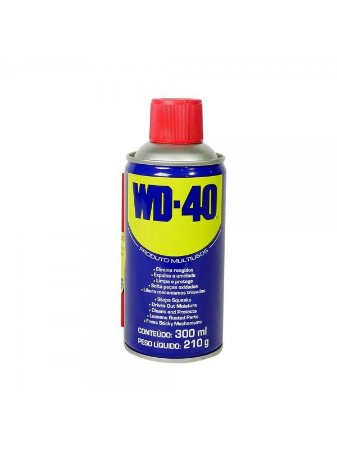 Lubrificante Wd-40 300Ml Spray  -  170640