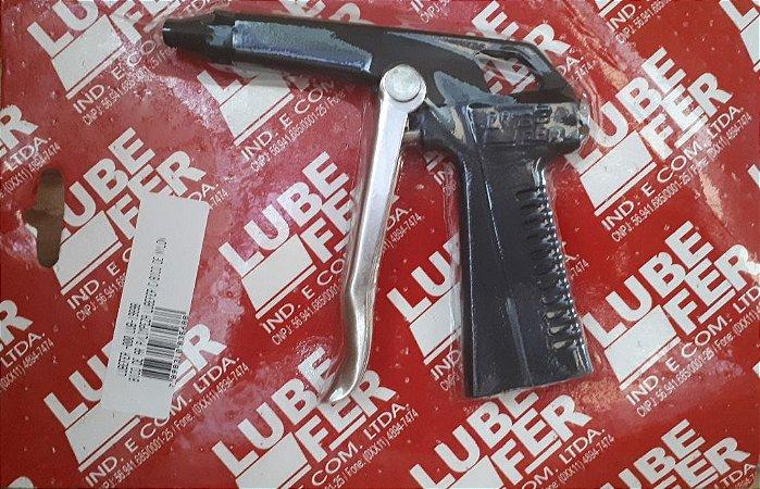 Bico de Ar Para Limpeza com Bico de Nylon Lubefer 1989-B