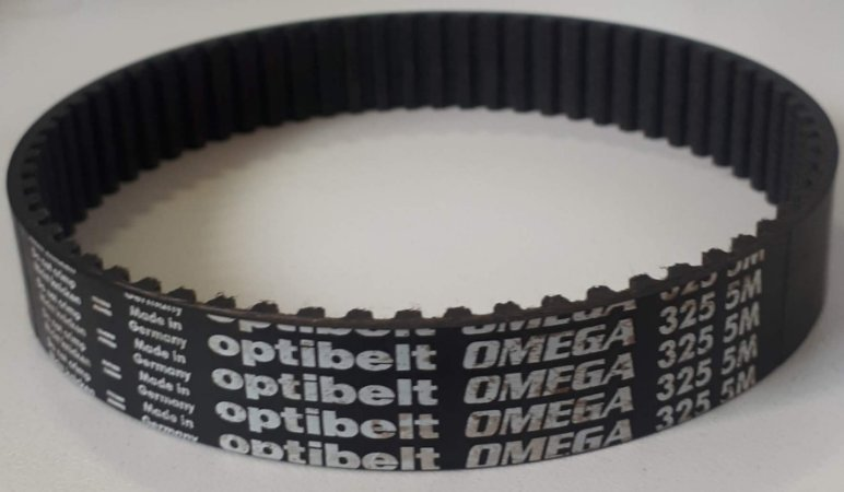 Correia Sincronizada 325 5M 25 Omega Optibelt