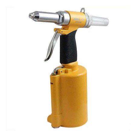 Rebitador c/sucção 3/16 Aluminio e Aço 1.219KGFM AT6018 PUMA