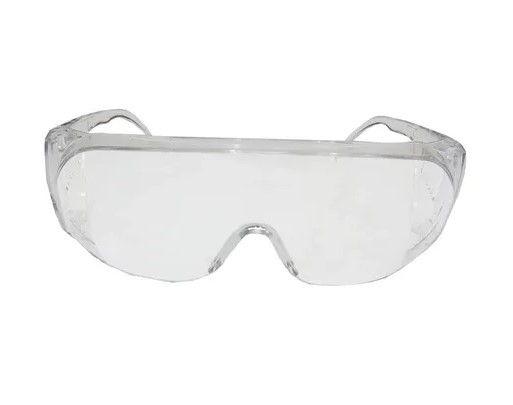 Kit 5 Oculos de Proteção Panda Incolor - C.A. 10344