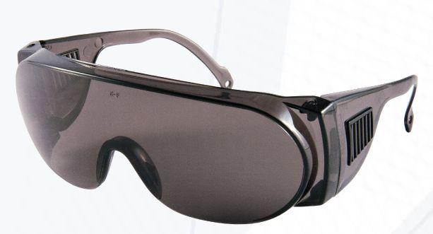 Oculos Panda Cinza - C.A. 10344  Ref 01.07.1.2